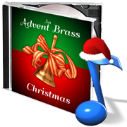 Advent brass XMAS CD - Icon